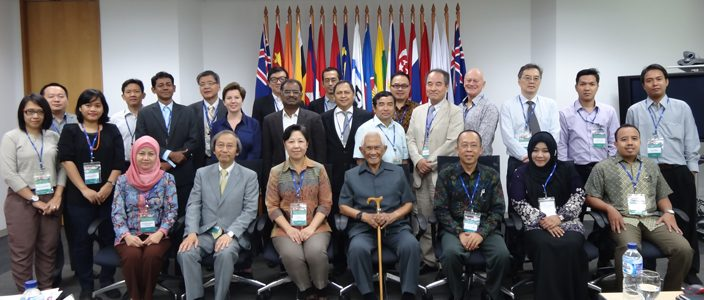 The 3rd Meeting and 2nd Workshop for Energy Research Institute Network (ERIN)