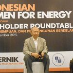 Stakeholder Roundtable: Indonesian Women for Energy