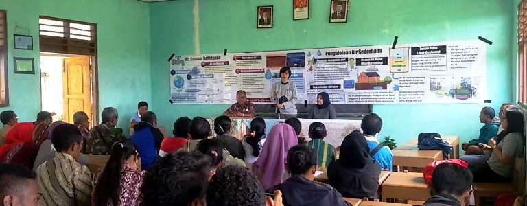 IIEE for community development around the site development plan Observatory in Kupang, Nusa Tenggara Timur
